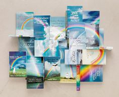 Kent Rogowski, photos of self-help books.