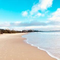Australia Mooloolaba Beach, Sunshine Coast cynthiahudsonstyle.com