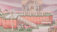 Animal Crossing Funny, Animal Crossing Wild World, Animal Crossing Guide, Animal Crossing Villagers, Animal Crossing Qr Codes Clothes, Animal Crossing Pocket Camp, Cute Sticker, Pink Island, Ac New Leaf