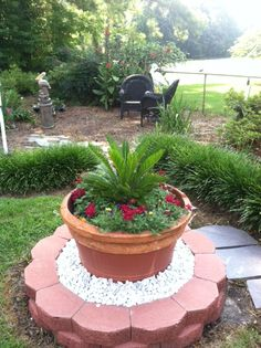 Planter Finished Product
