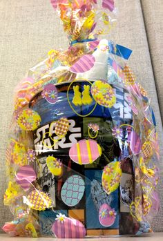 Is this the Easter basket you're looking for? Will you fill your Star Wars tin with science-y stuff like geodes and gyroscopes, or will you succumb to the silly side of surplus and select sporks and Slinkies? Come on in--we've got the best stuff!