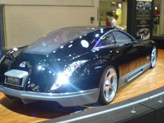 Mercedes Maybach Exelero Concept Car 6 by Alan_D