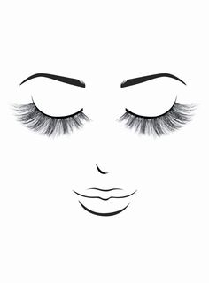 Lashes Drawing - Premium Lashes 15 Ariana Lashes Eyelashes How To Draw China Mink Lashes Extension Vendor Cosmetics Eyelashes Siberian Mink La. How To Draw Eyelashes, Best Fake Eyelashes, Longer Eyelashes, Mink Eyelashes, Natural Eyelashes, Faux Lashes, Long Lashes, Applying Eye Makeup, Eye Makeup