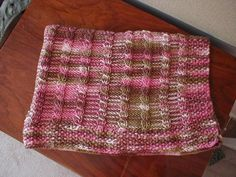 Small Varigated Afghans in Many Colors by interiorbutterfly, $20.00