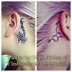 #Fleshworks#TravisBrown#Olympia#WA #tattoo #tattoos #love #ink #inked #Instagood#tattooed#follow#tattooist#coverup#art#design #photooftheday#like #instagood #sleevetattoo #handtattoo #chesttattoo #photooftheday #tatted #instatattoo #bodyart#tats #amazingink #tattedup #inkedup#custom