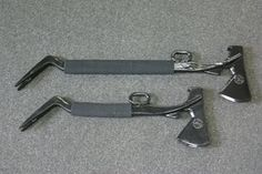 """The Fire Hooks Unlimited FIREMAXX Tool is a """"14 in 1"""" tool Features: - Axe - Hammer - Spanner Wrench - Windshield Cutter - Rappelling Ring - Gas Shut-Off - Water Shut-Off - Battery Disconnect - Dry Wa"""