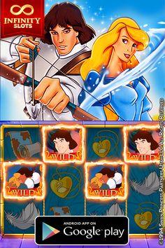 Stop playing bad slots, start enjoying Infinity Slots!