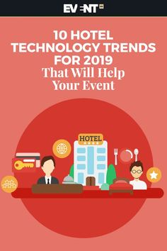 10 Hotel Technology Trends for 2019 That Will Help Your Event Most Stressful Jobs, Event Management, Corporate Events, Event Planning, Technology, Trends, How To Plan, Blog, Tech