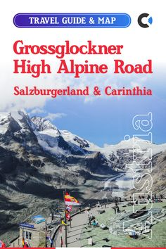 Grossglockner High Alpine Road is the highest paved road in #Austria, connecting two states of the country, Salzburgerland & Carinthia, through the majestic #Alps. For almost a century this alpine road has been one of the most popular #tourist attractions in the whole country. In this article you'll find a travel guide, brief history & map before driving #Grossglockner High Alpine Road to Pasterze Glacier, marmots & Grossglockner mountain from #Vienna or #Salzburg. #Europe #EU #Travel Europe Eu, Road Trip Europe, Europe Travel Guide, Europe Destinations, Central Europe, Road Trips, Travel Guides, Visit Austria, Austria Travel