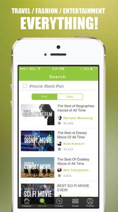 Rank app , ios, screenshot