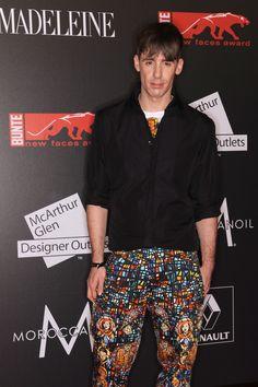 Fashion Designer Killian Kerner