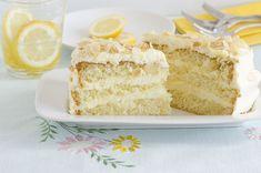Torta di limone (Lemoncake)