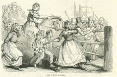 English Historical Fiction Authors: The Rebecca Riots