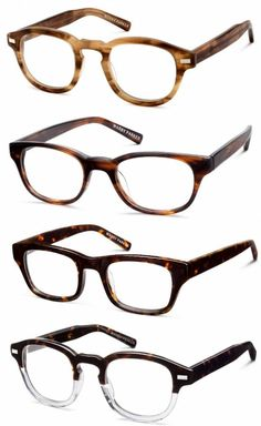 Eyeglass Frames To Try On At Home : My brothers new glasses. on Pinterest Mens Glasses, Ray ...