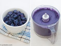 purple yam or purple sweet potato jam with a complete guide on how to make mix-mix (halo-halo)