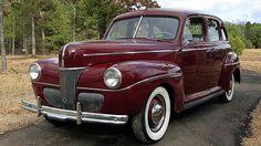 1941 Ford Special DeLuxe Fordor Sedan | Mecum Auctions