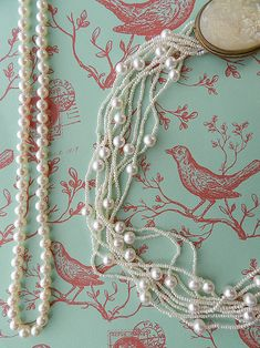 Ideas for a Lace and Pearls Wedding Design Theme - Springer's Estate Pearls in New Hampshire Bride Magazine