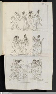 592 - Abschnitt - Journal des Luxus und der Moden - Page - Digitale Sammlungen - Digital Collections