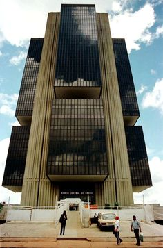 Banco Central do Brasil. Submitted by aguaforte