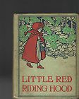 Vintage Book LITTLE RED RIDING HOOD & Other Stories 1905 Altemus Ed Illustrated