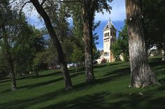 Old Main, Utah State University by Bachspics, via Flickr