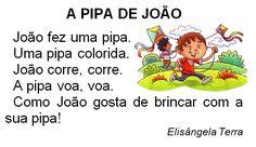 Texto A pipa de João