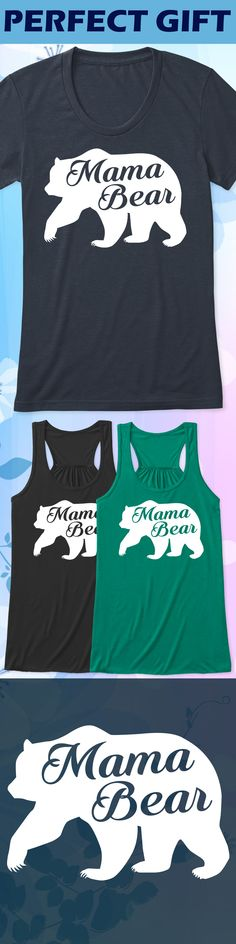 Mama Bear Limited Edition - Limited edition. Order 2 or more for friends/family & save on shipping! Makes a great gift!