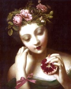 The Blood of a Pomegranate- Stephen Mackey