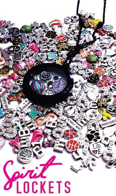 Layer your Spirit Lockets!