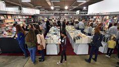 """De 80ste editie van de Boekenbeurs was """"erg succesvol"""", ondanks dat er minder bezoekers waren dan vorig jaar."""