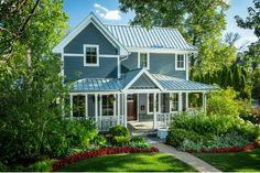 LEED Platinum home in Glencoe, IL