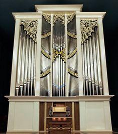 Paul Fritts organ, Opus 29  |  St. Philip Presbyterian Church  |  Houston, Texas  |  USA  |  2010