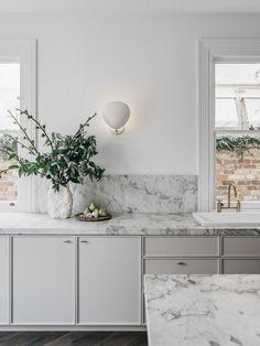 Home Interior, Kitchen Interior, Interior Design, Interior Livingroom, Home Decor Kitchen, New Kitchen, Kitchen Ideas, Kitchen Inspiration, Kitchen Layout