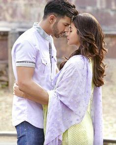 Varun Dhawan and Alia Bhatt Bollywood Couples, Indian Bollywood, Bollywood Stars, Bollywood Celebrities, Bollywood Actress, Bollywood Fashion, Couple Photoshoot Poses, Wedding Couple Poses, Cute Celebrities