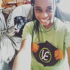 Rocking my new @vitalessentialsraw t-shirt.  #lifewithdogs #keepthetailwagging #dogapproved #rawfeedingcommunity #rawfeddog #speciesappropriate #mydogseatbetterthanido #lovemydogs #itsgoodtobeadogmom