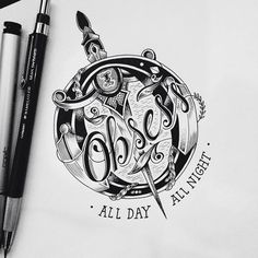 Hand Type Vol. 21 By: Raul Alejandro  ‪#‎typography‬ ‪#‎tipografia‬ ‪#‎lettering‬ ‪#‎drawing‬