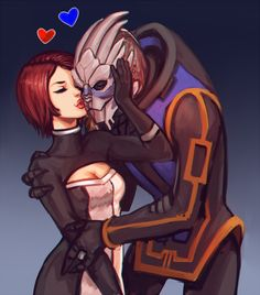 Dedicated to all things Shepard and Garrus related. + Masterlist of Fanfiction Recommendations +...