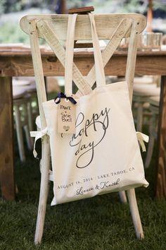 wedding favor idea; photo: Catherine Hall Studios