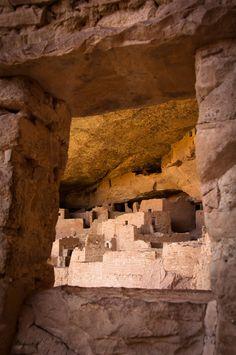 Betatakin Ruins Navajo Nation Sweet Home Arizona