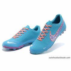 premium selection f361f cc86d Nike Elastico Finale II Sky Blue  61.99. Buy Football Boots