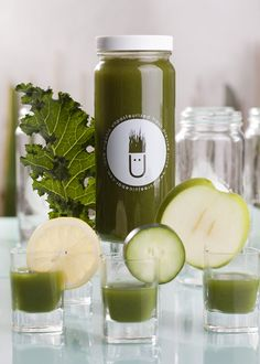Puree juice bar, helping the DC area get their juice on