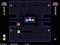 Pac-Man and Mrs. Pac-Man