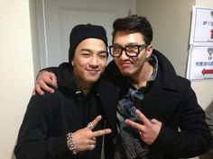 Big Bang Taeyang's brother is a fan of another boy group?