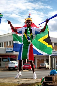Saffa style!   'AYOBA Ayanda!!! by RuanNiemann, via Flickr'