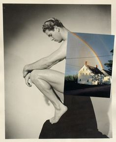 Anya Lsk (Russian, based Moscow, Russia) Collages