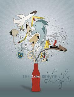 Shawn Borton - The Coke Side of Life
