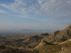 Sierra de Crevillent. La Vella | Alcoiama Blog: Cositas de andar por casa: RECETAS DE COCINA, FOTOS.
