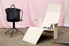 Quindici & Uncino chairs, combinación de extrema armonía al táctil y visual! #LiderazgoMober by Mattiazzi