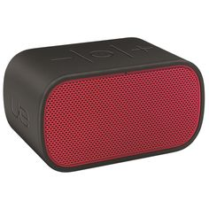 Logitech UE Mobile Boombox Red