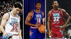 4825596a669 32 Best NBA All-Star Game Jersey History images | Star, All star ...